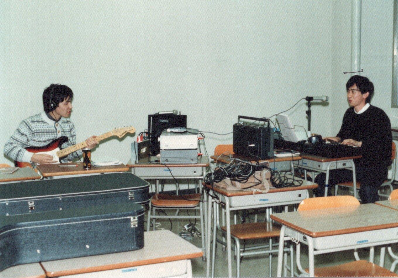 旭川医科大学 基礎講義棟 第一教室(恐らく1982年頃)
